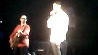"""INXS """"Disappear"""" Fox Theatre, Detroit, MI 7/30/11"""