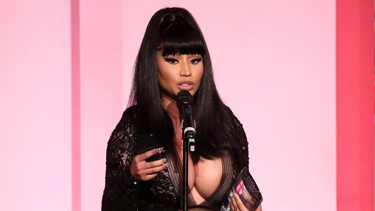 Nicki Minaj sparks Pregnancy Rumors after Instagram Story