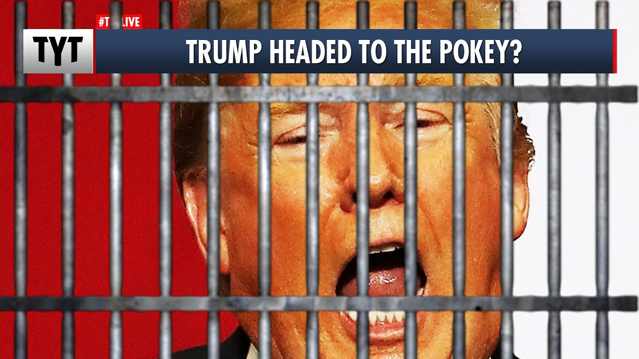 Geoff Robinson - Trump Headed To Prison?