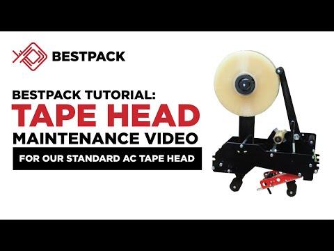 Tape Head Maintenance
