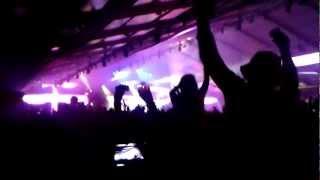 Calvin Harris - Feel So Close - Live @ Coachella 2012