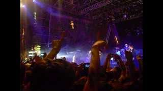 ARCTIC MONKEYS + MILES KANE - 505 live in Ferrara