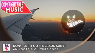 ROYALTY FREE MUSIC - Dance & EDM Music - Anikdote & Culture Code - Don't Let It Go (ft. Brado Sanz)