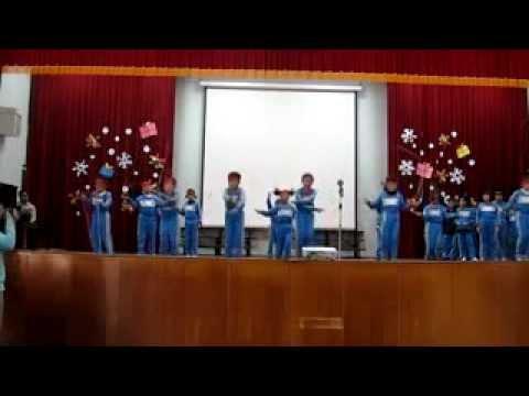 台南市仁德區仁和國小跳繩舞。