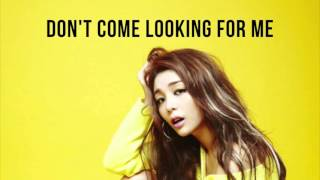[ENG SUB] Ailee - Second Chance