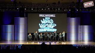 Bubblegum - New Zealand (Bronze Medalist Junior Division) @ #HHI2016 World Semis!!