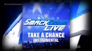 "WWE: ""Take A Chance"" (Instrumental) by CFO$ ► SmackDown Live Pre-Show Theme Song"