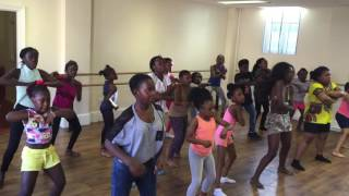 Barbie Girl Afro Remix- Kids Dance Choreography by Sherrie Silver