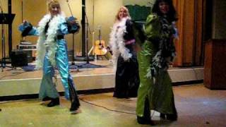 Take a Chance on Me by the Mamma Mia Hotties (cover)