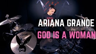 Ariana Grande - God Is A Woman | Matt McGuire Drum Cover