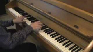 Soulja Boy - Kiss Me Thru The Phone Piano by Ray Mak