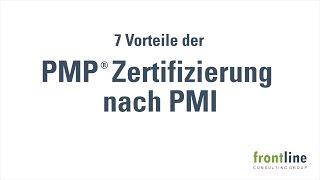 PMP Zertifizierung - Welche Vorteile bietet sie?