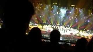 Celine Dion's Because You Loved Me at Caesars Palace in Las Vegas