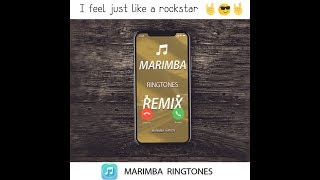 Rockstar (Marimba Ringtones Remix)
