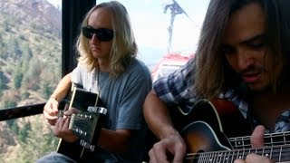 "West Water Outlaws ""Goodnight Irene"" // Gondola Sessions"