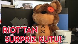 Riot Evime Sürpriz Videolu TBF Kutusu Attı!