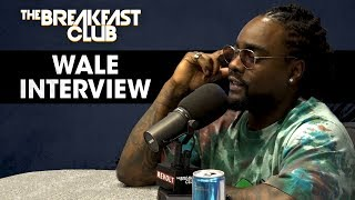 Wale On New Energy, Therapy, J. Cole, Drake + More width=