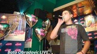 Batric  Bato Obradovic - Bebo ne placi 2011 Live