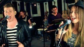 Radioactive - Imagine Dragons | Ali Brustofski & The New Velvet Cover (Music Video)