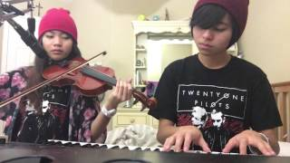 twenty one pilots - Doubt (Piano and Violin Cover)