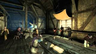 The Witcher - Tavern and Inn Band - Minstrel Music
