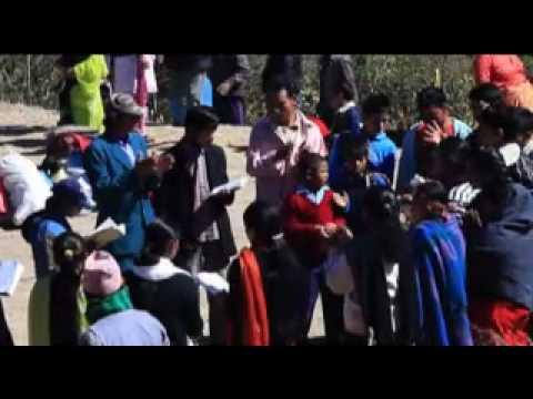 Nepal folks singing