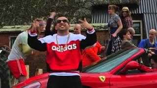 Boaz van de Beatz - No Way Home (feat. Mr. Polska & Ronnie Flex) [Official Music Video]