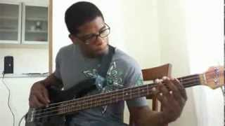 Jesus Ill Never Forget on Bass.