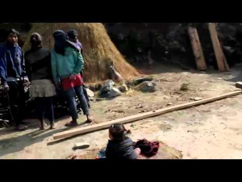 Annapurna Sanctuary: Jhinu – Pothana 03 (27-01-2012)