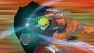 Naruto vs Pain - Never Too Late