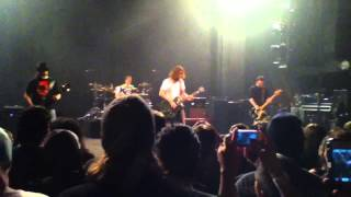 Attrition - Soundgarden - Riviera Theater - Chicago 1/30/2013
