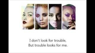 Neon Jungle-Trouble (Lyrics)