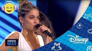 "Disney Channel España   Fenómeno Fan 2 - Tini: ""Yo me escaparé"""