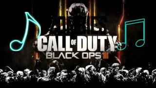 Call Of Duty Black ops 3 | La Cancion del Menu de Zombies!