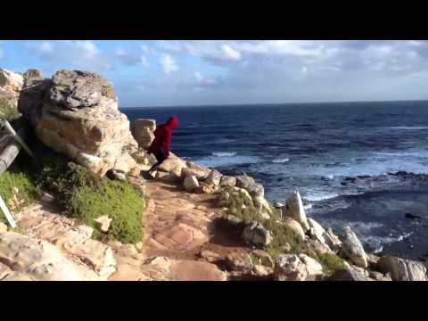 South Africa Trip – Hiking Down Cape Of Good Hope In Africa