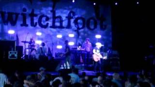 Switchfoot Won't Back Down (Tom Petty cover) (Live Pier 6 Pavilion)