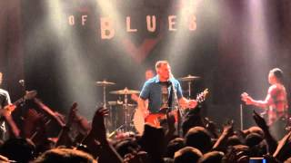 """Thrice - """"Helter Skelter"""" [The Beatles cover] (Live in San Diego 5-4-12)"""