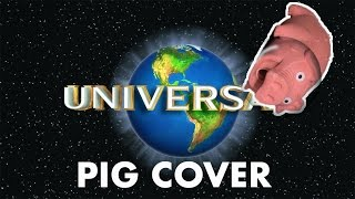Universal Studios intro Rubber Pig cover