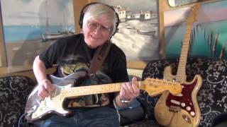 Shindig (The Shadows) Guitar Instrumental Cover