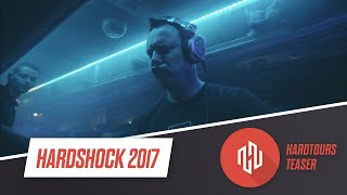 Hardshock Trailer meets Hardtours 2017