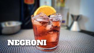 Como Fazer Negroni (Master Of None) | E Tome Drink!