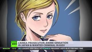 Inspiration or Distraction? Natalia Poklonskaya Crimea's Attorney General aka Prosecutie