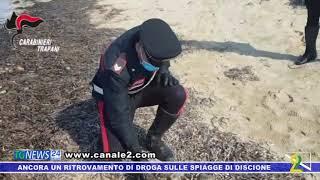 Ancora un ritrovamento di droga sulla spiaggia di Biscione
