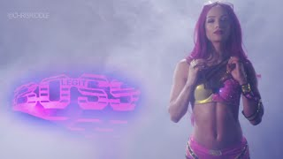 Sasha Banks Custom Entrance Video (Octane Theme)
