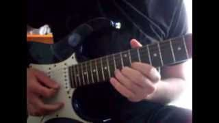 Another Brick In The Wall (Pink Floyd) - Guitar Solo Cover