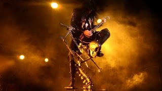 W.A.S.P. - Sleeping (In The Fire) (SUBTITULADA EN ESPAÑOL)