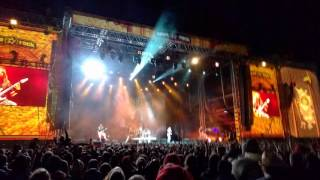 Sabaton - Sparta Live @ NovaRock 2017 Day 4
