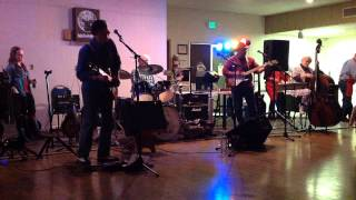 Ace High - Instrumental Blues Intro at Carlinville Elks 2/14/15