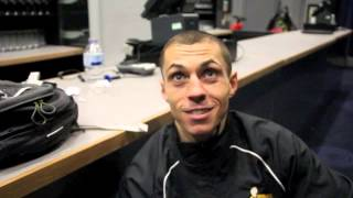 'I'LL BE READY FOR WHATEVER HE BRINGS, & I'LL HAVE AN ANSWER' - SCOTT QUIGG ON MUNYAI