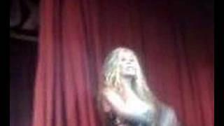 Inicio Michelle Summer na New Lux Cover Elba Ramalho parte 1